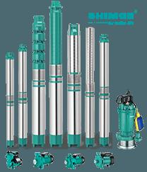 Shimge Brand Submersible pump
